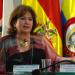 ¿Por qué la representante Gloria Flórez, defiende al Parlamento Andino?