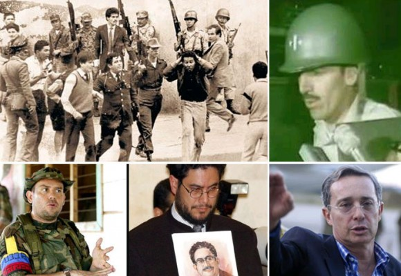 La toma del Palacio, la deriva criminal del DAS y otros crímenes de Estado registrados en vídeos inéditos