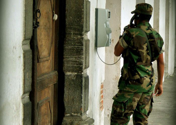 El soldado que pudo contar cómo lo violaron en el Ejercito