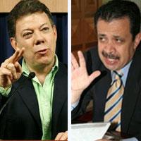 Las puyas de Santos al gobernador de Nariño