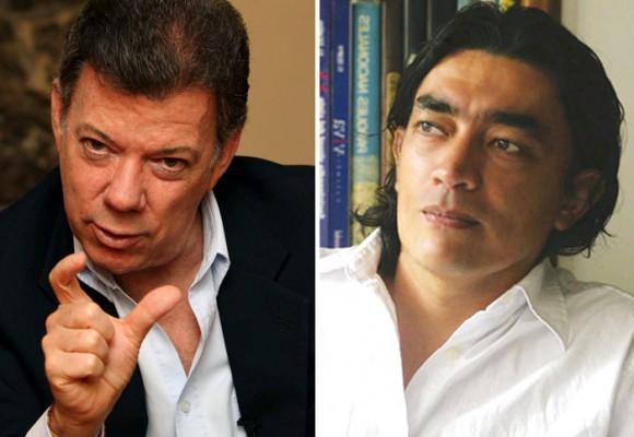 Las infamias de Juan Manuel Santos, según Gustavo Bolívar