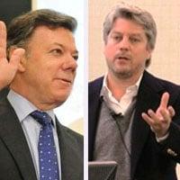 Las movidas de Santos en su equipo de comunicaciones ¿Alista la propaganda negra?