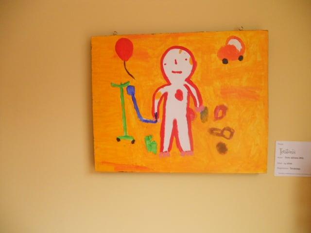 Tapas de colores y amor para los niños con cancer