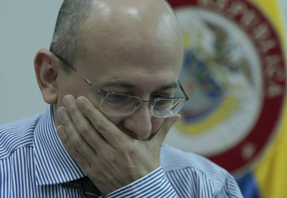El fiscal recibió 4 mil millones de SaludCoop