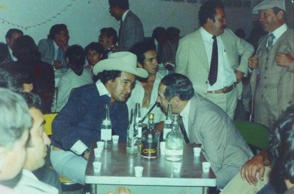 Alias El Mexicano: ¿homenaje a otro bandido?