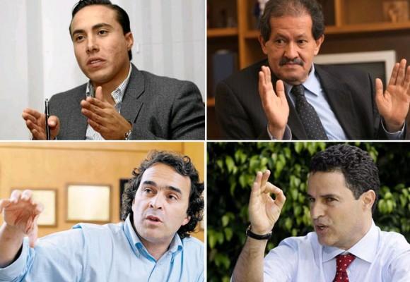 Los gobernantes con mejor imagen de Colombia