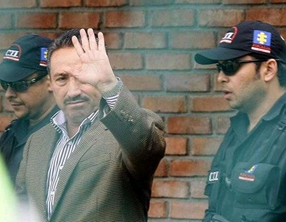 En un operativo relámpago los agentes del CTI de la Fiscalía General viajaron hasta Bucaramanga para capturar al coronel Aguilar. Foto: Vanguardia.com