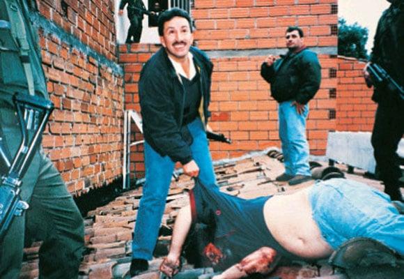 El coronel Hugo Aguilar comandó el recordado Bloque de Búsqueda que persiguió a Pablo Escobar hasta matarlo, el 2 de diciembre de 1993. Foto: Semana.com