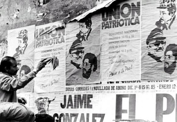 Cuando las Farc intentaron hacer política hace 29 años