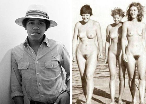 ¿Qué hacían Obama y Merkel a los 20 años?