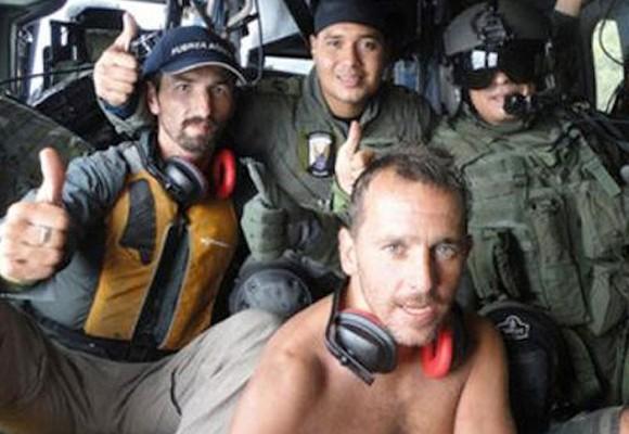 El polaco que no se dejó morir en las selvas colombianas