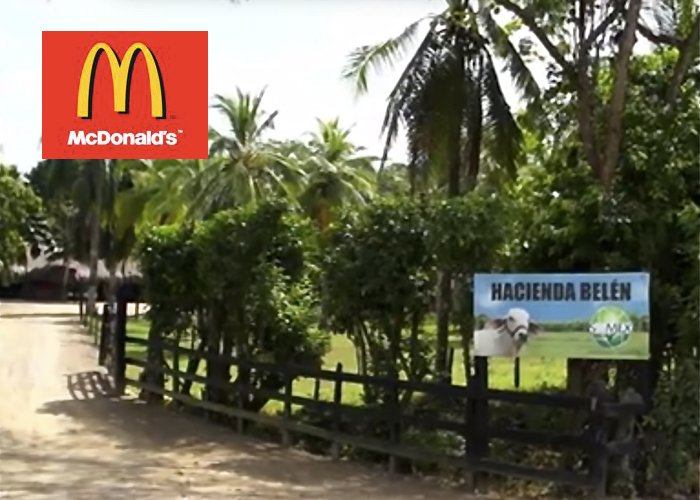 mc donalds in colombia essay Respondent dick heller is a d c special police officer authorized to carry a handgun while on duty at the federal judicial center he applied for a registration certificate for a handgun that he wished to keep at home, but the district refused.