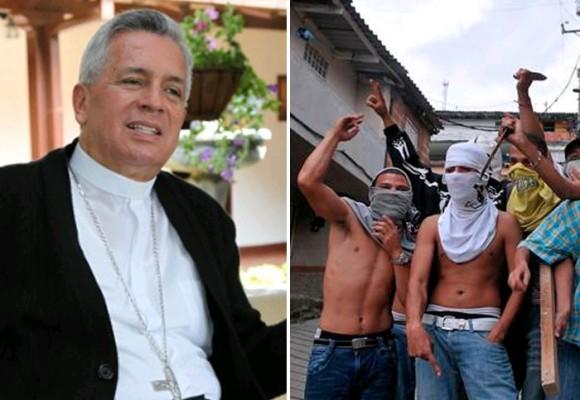 """""""En Cali se alquilan por horas las armas que ya fueron decomisadas"""": Monseñor Darío Monsalve"""