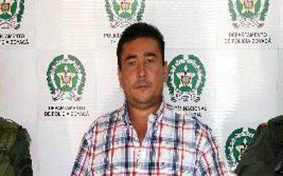 Capturado el nuevo zar de las esmeraldas, Pedro Nel Rincón, alias Pedro Orejas