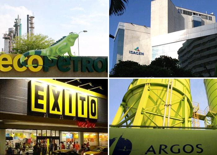 Las empresas m s transparentes de colombia las2orillas for Empresas de jardineria bogota