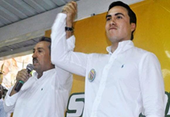El coronel Hugo Aguilar está preso en La Picota pero sus hijos mandan en Santander