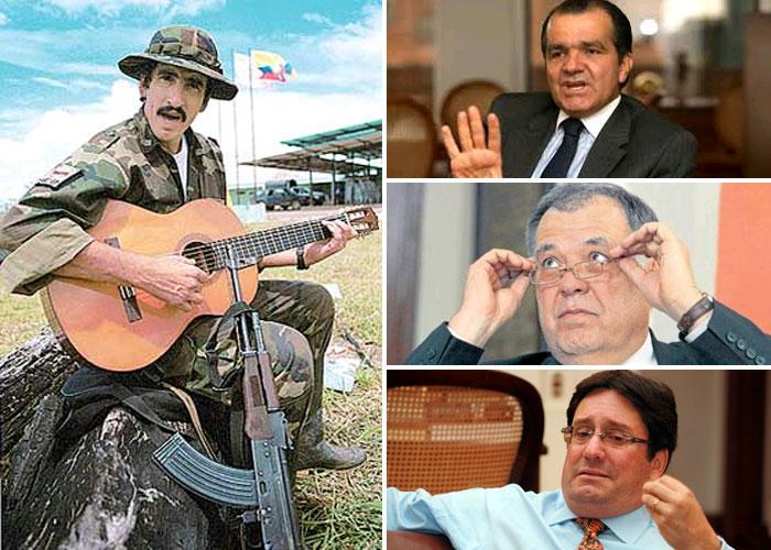 El poema de las Farc contra Uribe, Zuluaga, Pacho Santos y el procurador Ordóñez