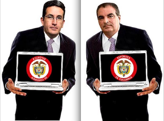 Juan Mesa y Aurelio Iragorri los cerebros del plan