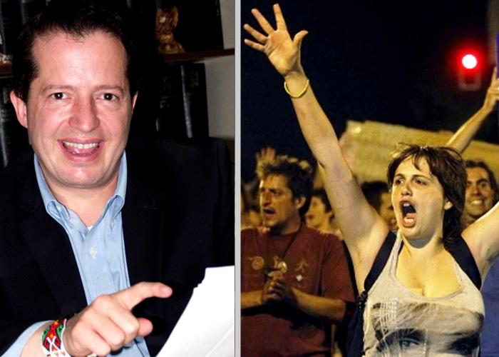 Juan Mario Laserna: