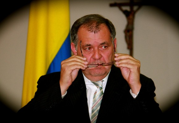 Alejandro Ordóñez, un fanático religioso