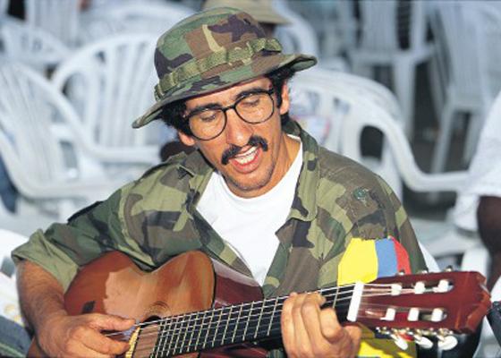 Libre Julián Conrado en Venezuela
