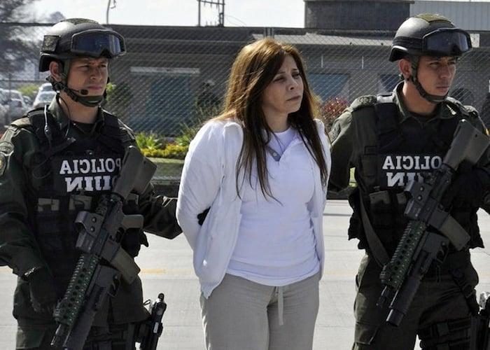 Cuñada de Álvaro Uribe extraditada a EE.UU. fue operaria del 'Chapo' Guzmán