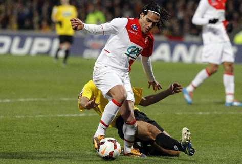 Video de la lesión de Falcao