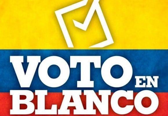 ¿Votar en blanco? Una iniciativa de las redes sociales