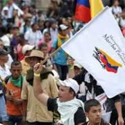 ¿Está siendo perseguida la Marcha Patriótica? Van 25 líderes asesinados.