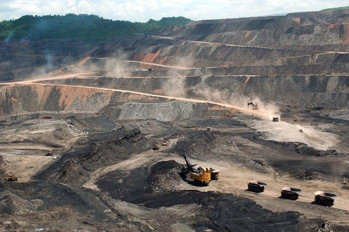 La destrucción del medio ambiente por la minería en Colombia