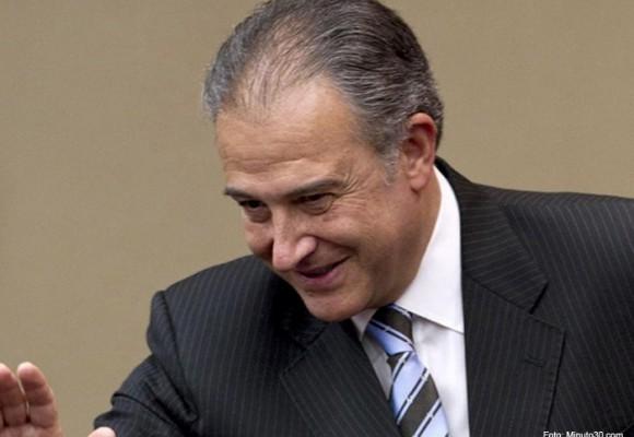 Óscar Naranjo de regreso a Colombia