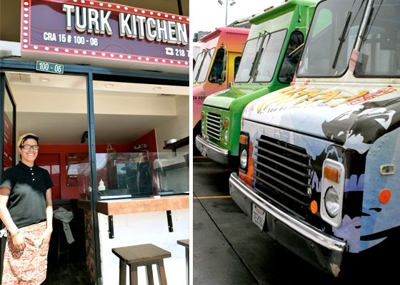 Turk Kitchen: la cocina rodante que no pudo existir en Bogotá