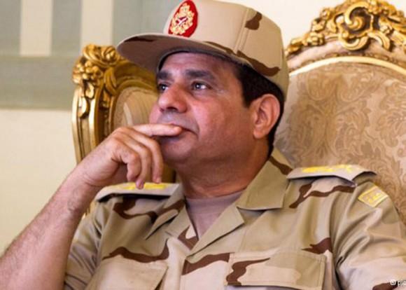 General Abdel Fattah el-Sissi, jefe del Ejército - Foto: DW.de