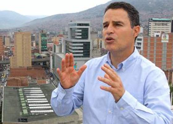 Última embarrada de Aníbal Gaviria antes de dejar la Alcaldía de Medellín