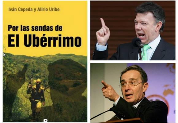 Santos se fue con todo contra Uribe y lo tildó de ser amigo de los Paramilitares