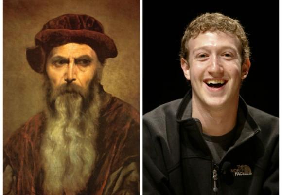 De Gutenberg a Zuckerberg