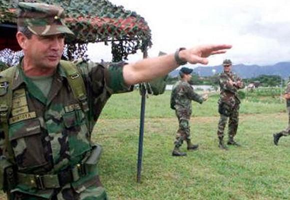 El dossier del general (R) Mario Montoya