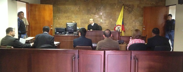 Crónica de la audiencia del denunciante Santiago Uribe Vélez - Santiago-Uribe-1