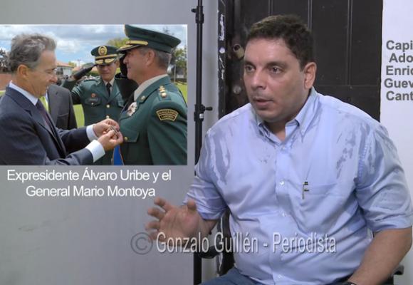 Capitán del Ejército y brazo derecho de 'Jorge 40' rompe su silencio y afirma que Álvaro Uribe dictaba órdenes para cometer asesinatos