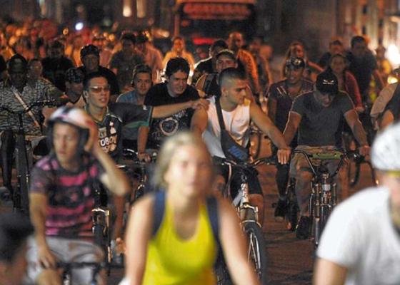 Foro Mundial de la Bicicleta en Medellín