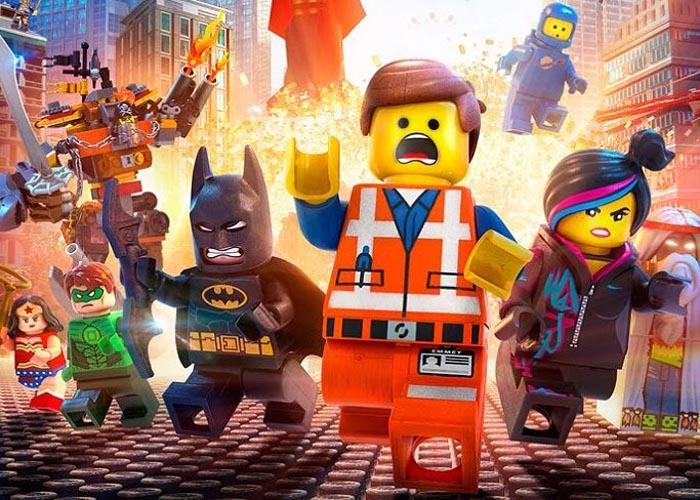 La gran aventura Lego es como volver a ser niño