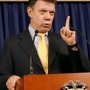 Sube puntos el Presidente Santos en la intención de voto