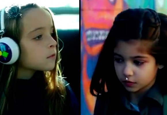 Vidas paralelas: La historia de una niña colombiana y una española