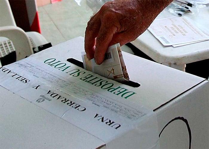Siete mentiras sobre el VOTO en BLANCO