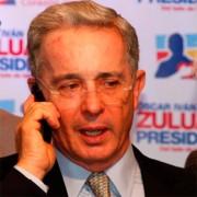 Álvaro Uribe también fue espiado por los gringos