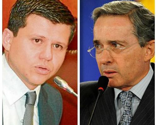 Bernardo 'El ñoño' Elías echó al agua al expresidente Uribe