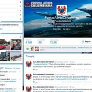 ¿La Fuerza Aérea Colombiana apoyando a Uribe en las elecciones?