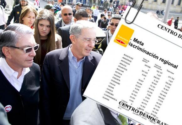 Las cuentas de Uribe