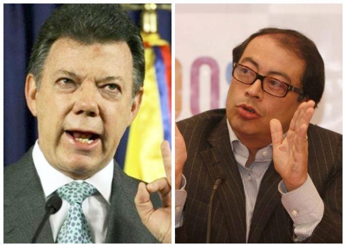¿Por qué Santos firmó la salida de Petro?