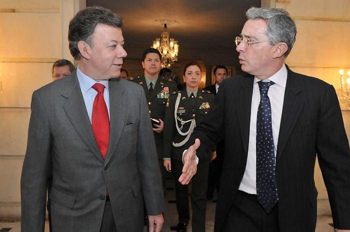 Alvaro Uribe ya no es importante para los europeos